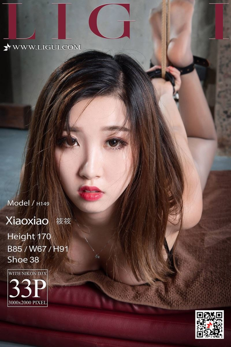 [Ligui丽柜]2018.06.20 Model 筱筱[33+1P/16.4M]